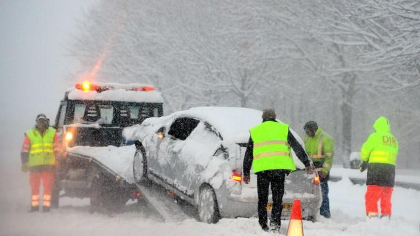 Виновника ДТП обяжут возмещать убытки, если зимой на автомобиле была летняя резина