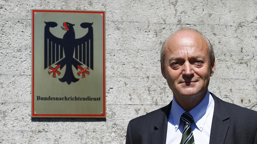 Глава разведки ФРГ признал ошибки, допущенные при сотрудничестве с американцами
