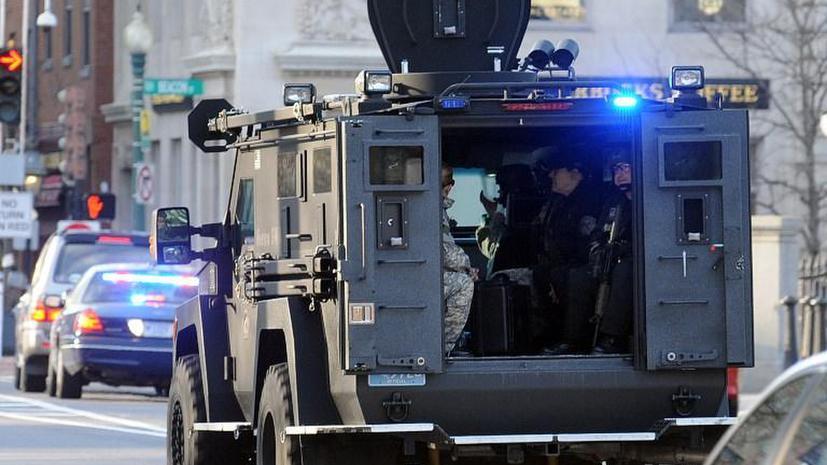 Полиция США задержала гражданина Саудовской Аравии по подозрению в причастности к теракту в Бостоне