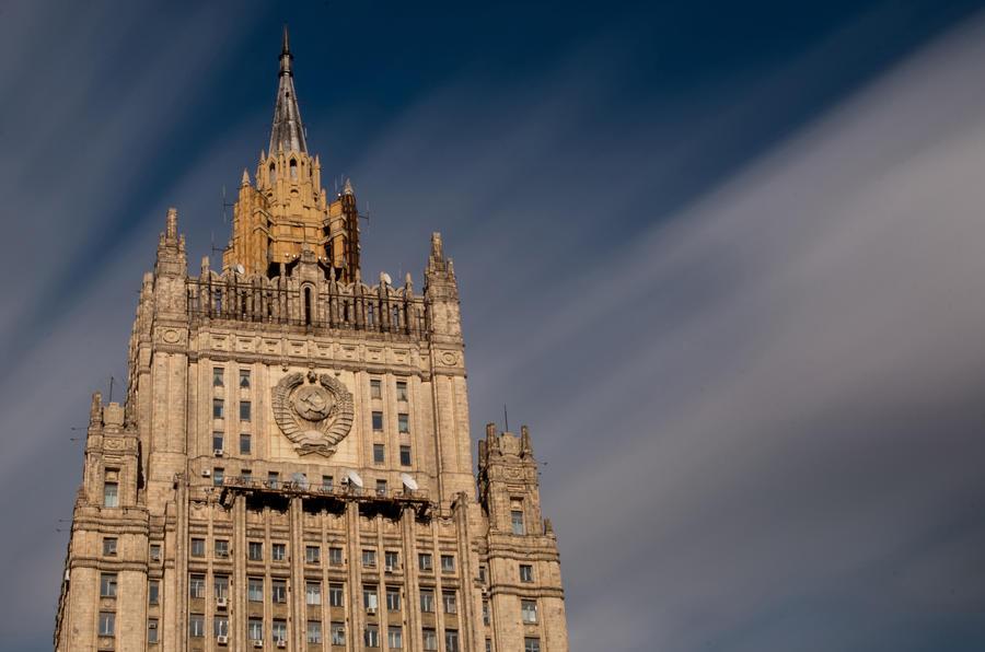 МИД РФ: Украина не выполняет женевские договорённости