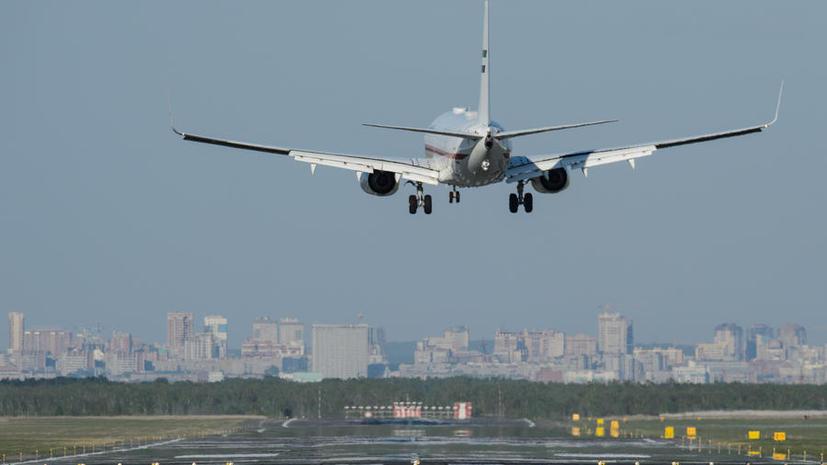 Внутренние перелёты в России станут дешевле международных рейсов