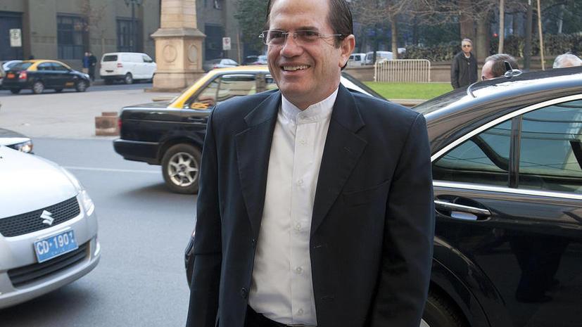 Министр иностранных дел Эквадора передаст Джулиану Ассанжу документы о предоставлении убежища