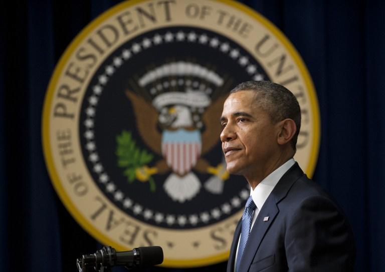 Барак Обама: США не предпримут военного вмешательства в ситуацию на Украине