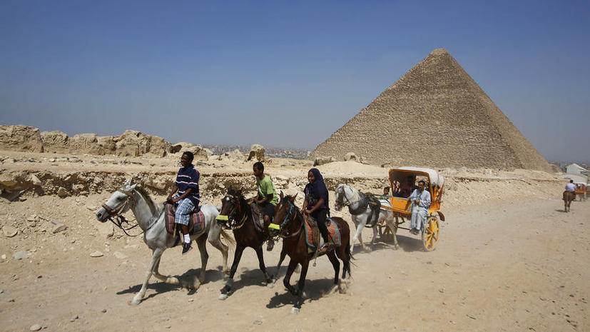 СМИ: Египет прекратит выдавать иностранцам визы по прибытии в страну