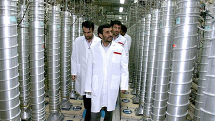 Иран намерен использовать уран в качестве топлива для кораблей
