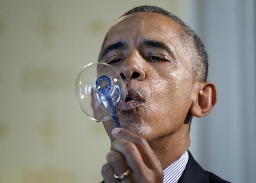 Магия величия: Обаму назвали самым влиятельным в мире после VIP-показа «Игры престолов»