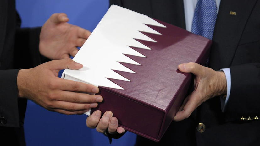 Катар отрицает обвинения в подкупе спортивных чиновников