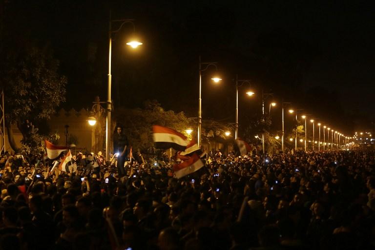 Египетская оппозиция отвергла референдум по Конституции