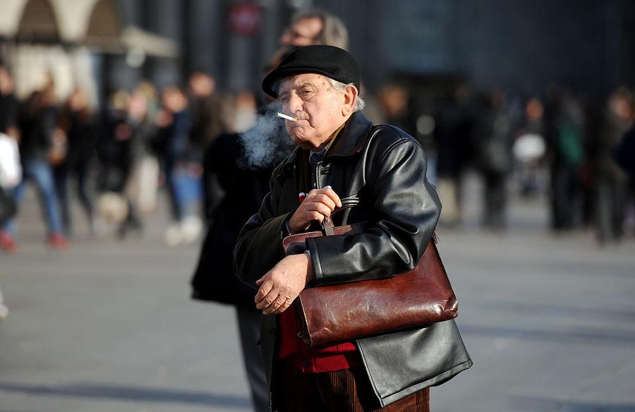 В России запретят курить: Госдума приняла антитабачный закон