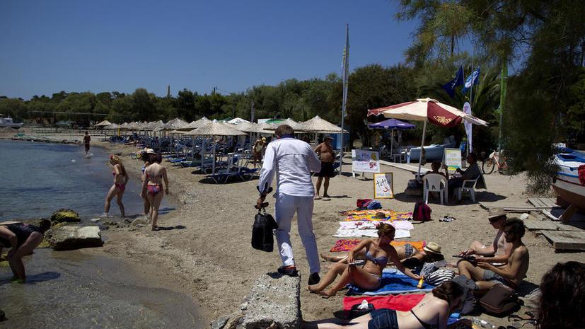 Греция отменяет визы на острова, чтобы спастись от банкротства