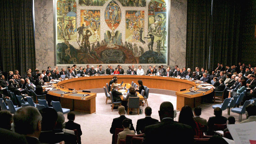Совет Безопасности ООН обсудит ситуацию на Украине