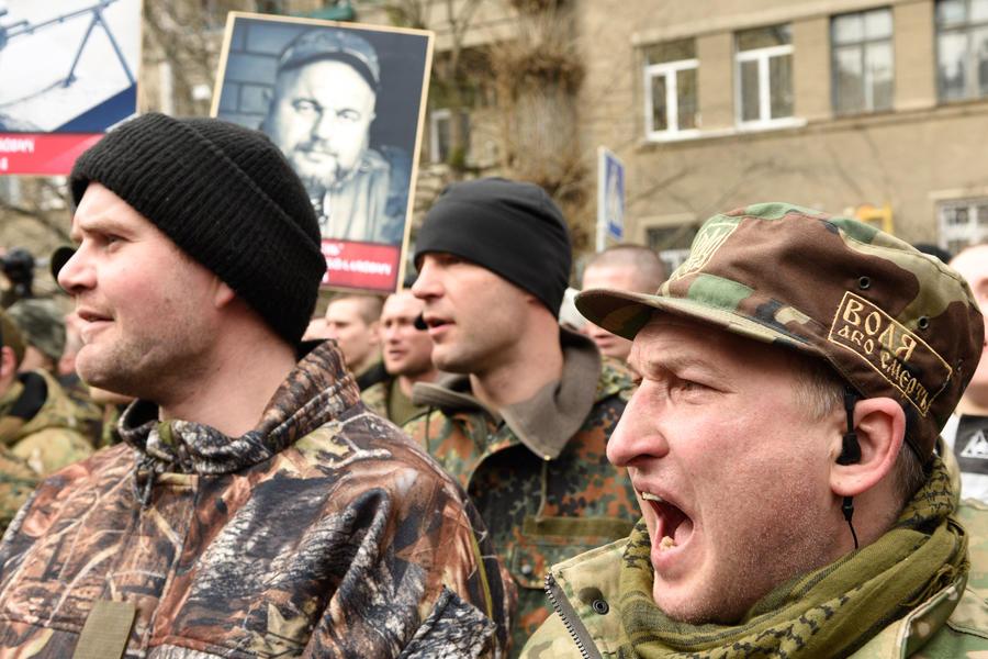 Геннадий Москаль: «Правый сектор» грабит и пытает людей под прикрытием патриотических лозунгов