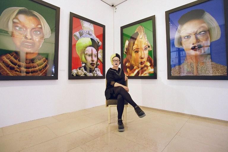 Французская художница обвиняет Леди Гагу в плагиате