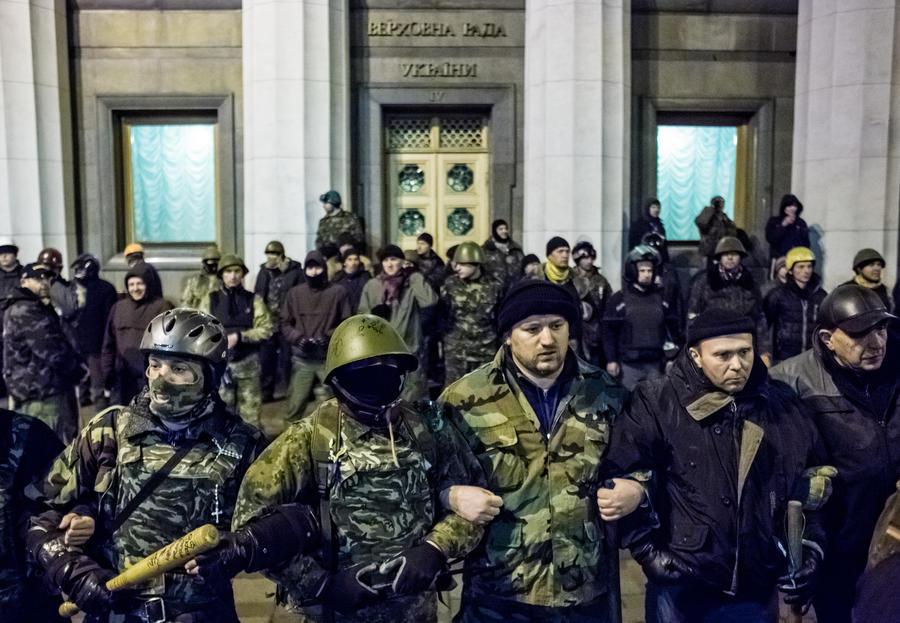 Активисты Майдана сформулировали требования к кандидатам в народное правительство