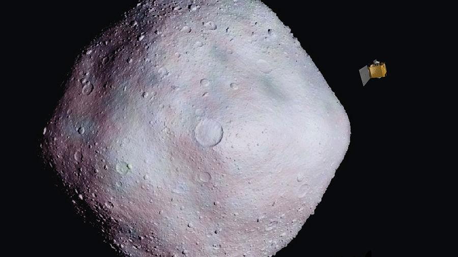 Огромный астероид пролетит сегодня вечером необычайно близко от Земли