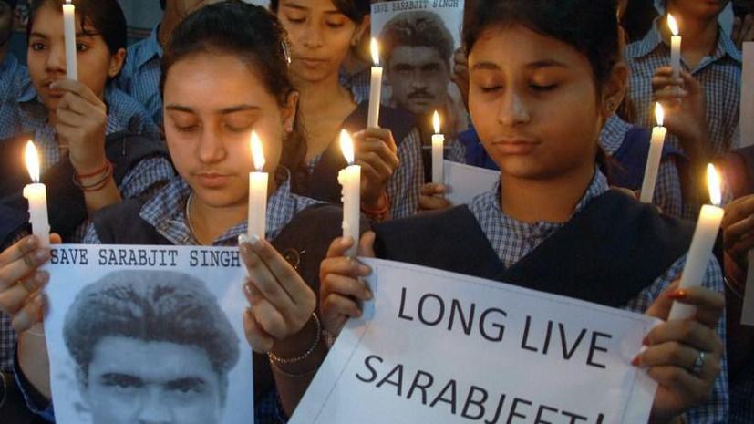 Индийский шпион убит в тюрьме Пакистана