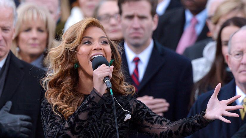 Бейонсе рассказала, почему на инаугурации Обамы пела под «фанеру»