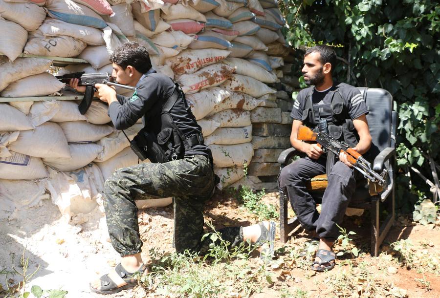 СМИ: Сирия предложила США совместно бороться с боевиками «Исламского государства»