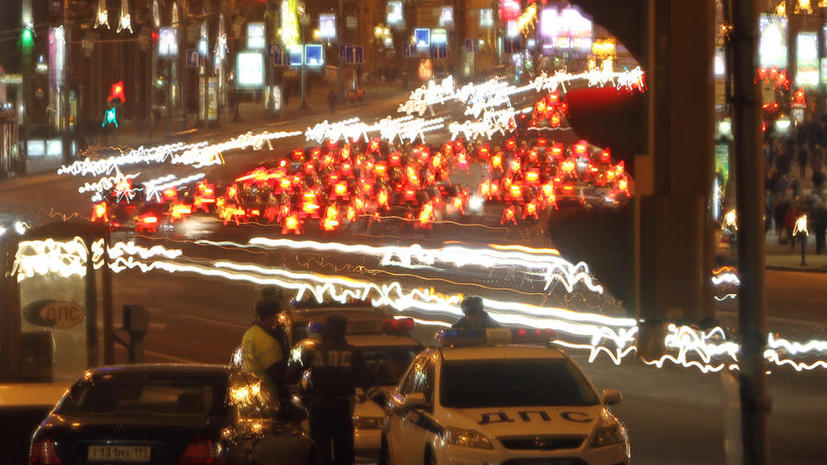 Пешеходов обяжут носить светоотражатели