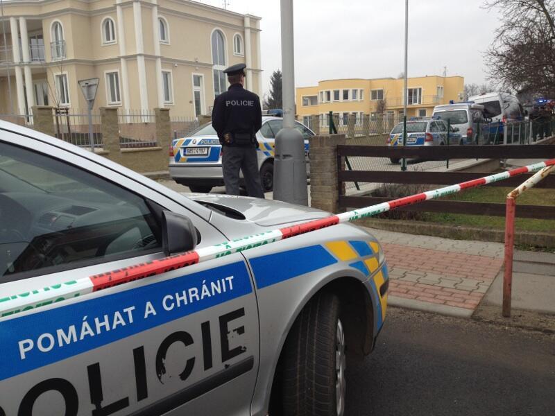 В Праге в результате взрыва погиб посол Палестины в Чехии