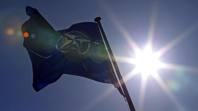 Эксперт: Представительство НАТО на Украине, по сути, ничего не будет значить