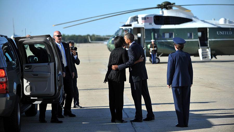 Власти США запретили запуск воздушных шариков в Мэриленде из-за визита Обамы