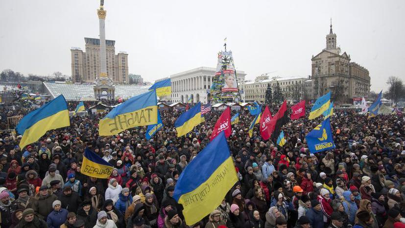 США могут ввести политические и экономические санкции против Украины
