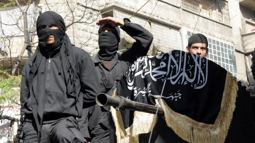 Сирийские боевики опровергли сообщение о гибели своего главаря