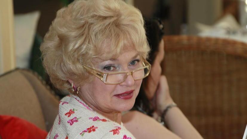 Людмилу Нарусову исключили из «Справедливой России»