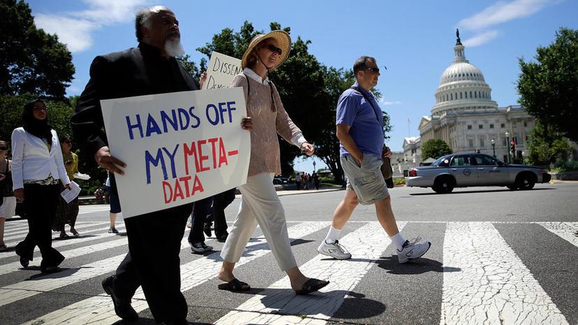 Службы безопасности США незаконно используют данные разведки в своих целях