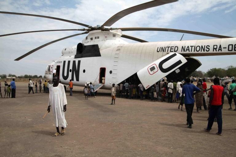 Южный Судан сбил российский вертолет по ошибке