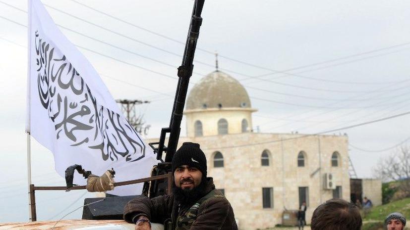 Сирийская оппозиция взяла на себя ответственность за авиаудар по Дамаску