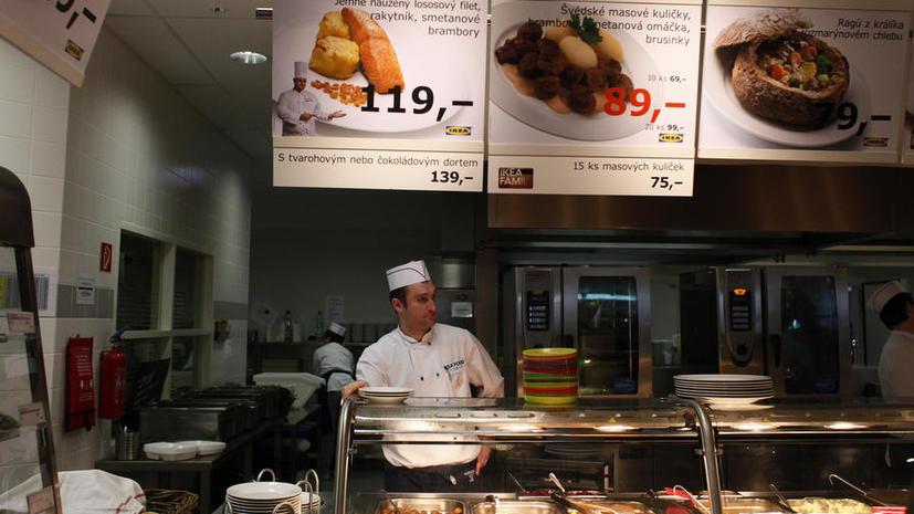 Кишечная палочка вынудила IKEA прекратить продажу пирогов в своих кафе по всему миру