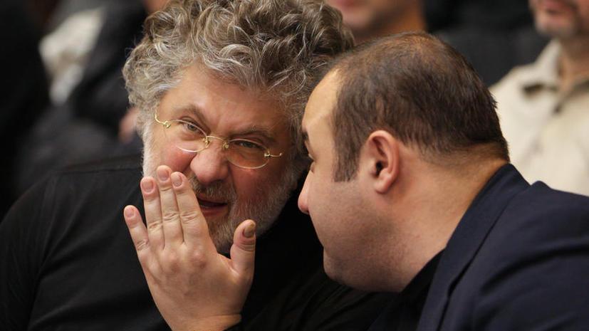 СМИ: Игорь Коломойский развязал на Украине олигархическую войну