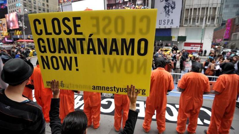 Узников Гуантанамо подвергнут процедурам «интимного досмотра»