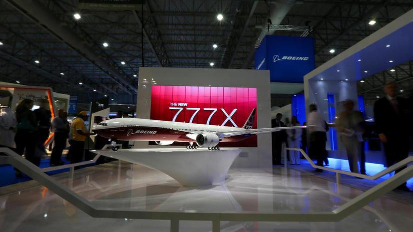 Boeing прекращает выплаты пенсий за выслугу лет