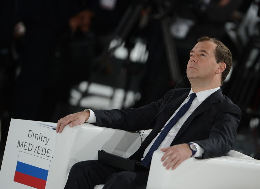 Дмитрий Медведев: Инновационное развитие остаётся приоритетным проектом для России