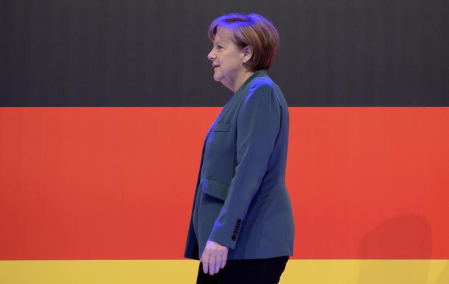 Ангела Меркель: Послание президента РФ к лидерам европейских стран воспринимается серьёзно