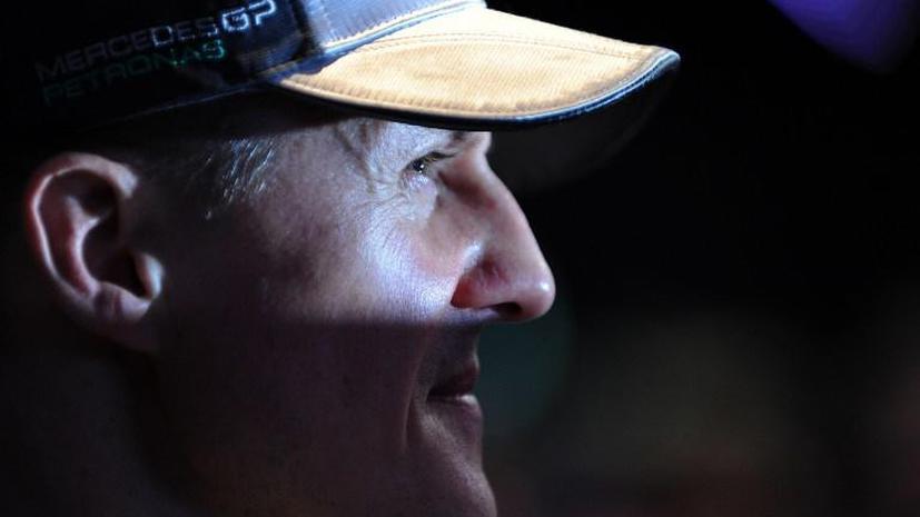 Медики: Вывод Шумахера из комы может занять несколько месяцев