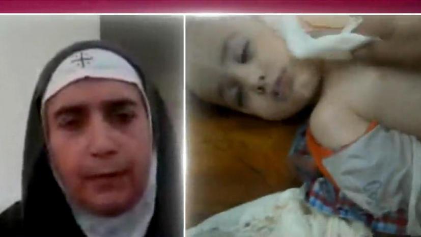 МИД РФ призвал обратить внимание на свидетельства сирийской монахини о химатаке