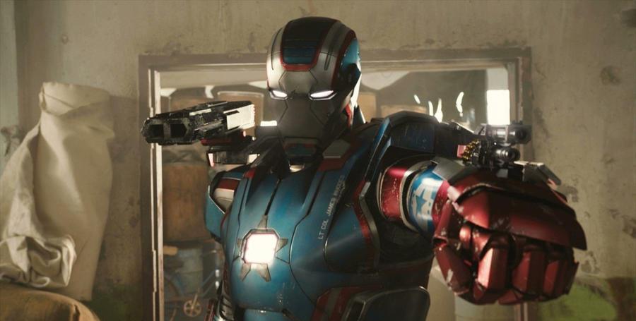 На вооружение армии США поступит прототип костюма Железного человека