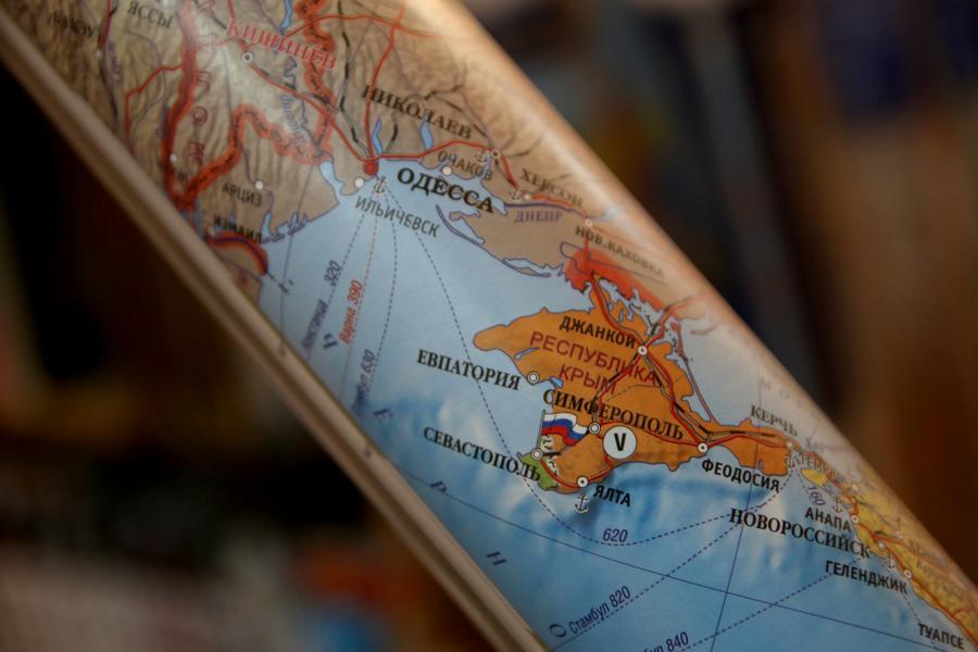 Немецкий политик потребовал признать присоединение Крыма к России