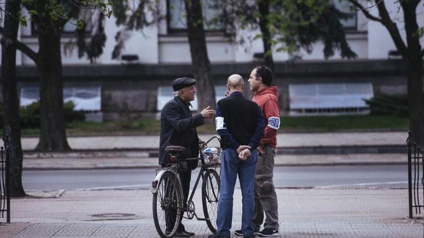 Мировые СМИ не спешат уточнять информацию о статусе инспекторов ОБСЕ на Украине