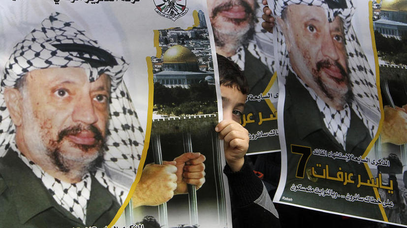 Вдова Ясира Арафата: моего мужа могли отравить полонием