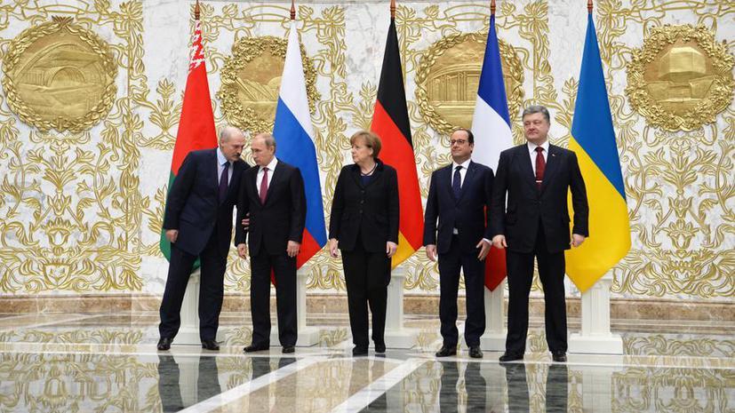 Полгода Минским соглашениям: перемирие игнорируется, Киев не спешит с обещанными реформами