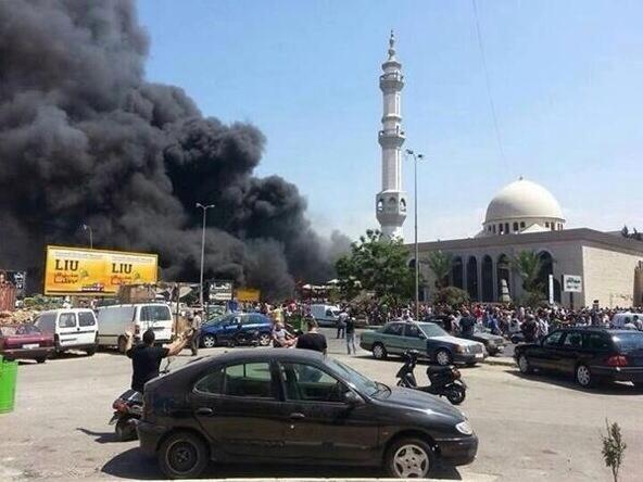 В ливанском городе Триполи прогремели два взрыва: 29 человек погибли, более 300 ранены
