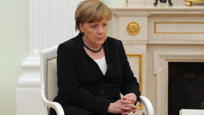 Ангела Меркель: Проблему беженцев не решить без участия России и США