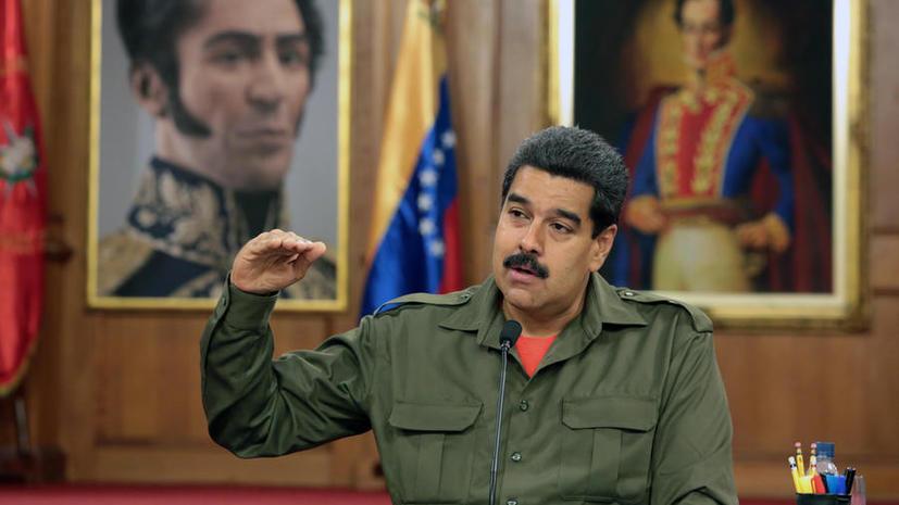 Чавес в образе птицы снова явился Николасу Мадуро