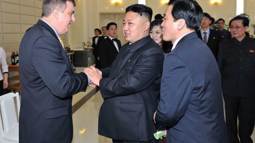 Ким Чен дочь: у корейского вождя родился ребенок