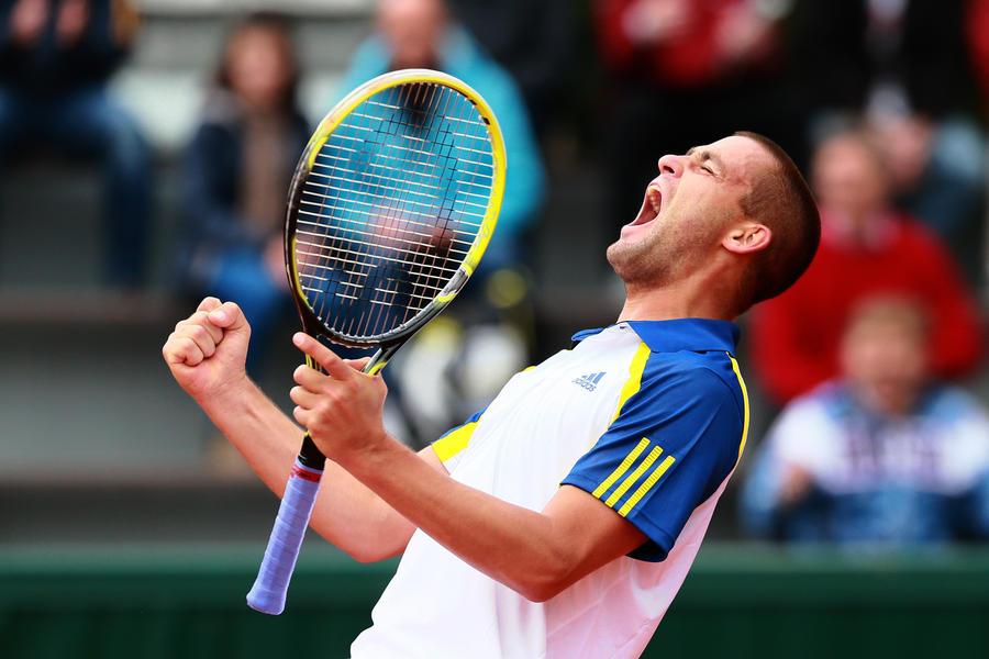Михаил Южный вышел в 1/8 финала US Open